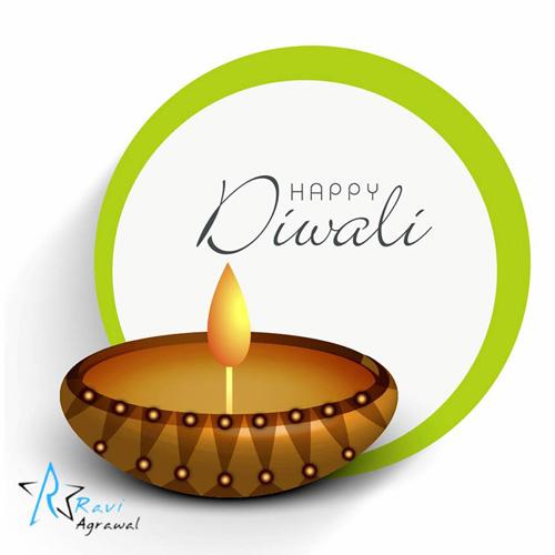 Ravi Agrawal Diwali wishes